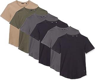 Only & Sons ONSMATT LIFE LONGY SS TEE 7-PACK heren T-Shirt