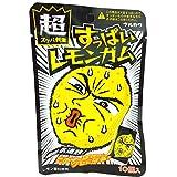 丸川製菓 すっぱいレモンガム 10個×10袋