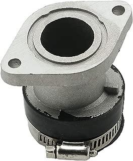 Motoparty YFM250 Carburetor Intake Manifold Adapter Boot For Yamaha Bear Tracker 250 Big Bear 350 YFM 250 YFM350 Intake Manifold Boot Joint,4XE-13586-00-00
