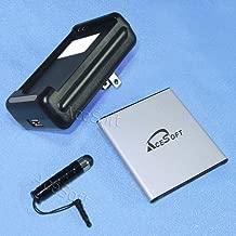 AceSoft Samsung Galaxy J3 Prime Accessory Kit (1Battery + 1Charger) 3500mAh Li-ion Battery Multi Function Charger Stylus for MetroPCS Samsung Galaxy J3 Prime SM-J327T1