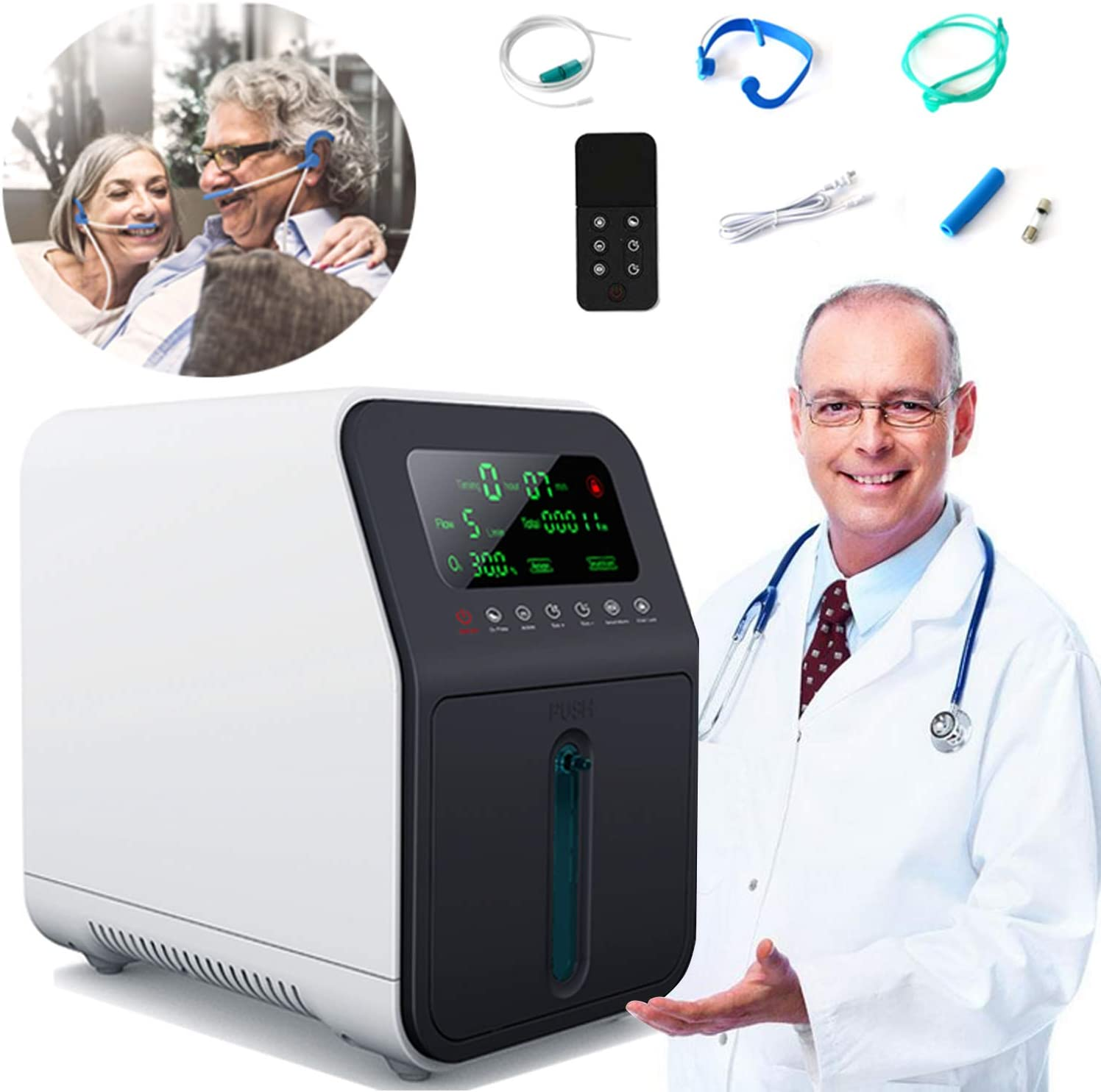 Low Running Noise Portable Health Care Machine, Helper of The Whole Family
