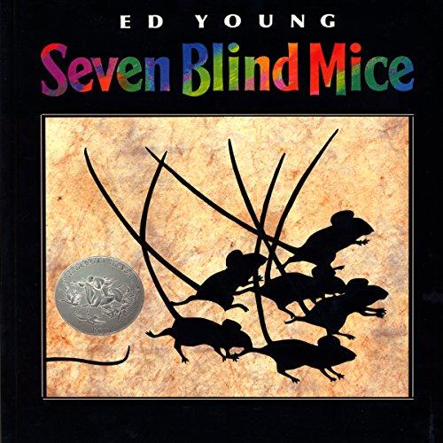 Seven Blind Mice audiobook cover art