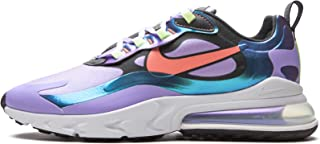 Nike Womens Air Max 270 React Womens Casual Running Shoes Cu4818-001