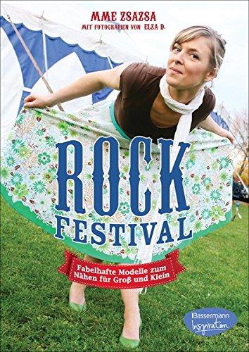 Rock-Festival: Fabelhafte Modelle zum Nähen für Groß und Klein