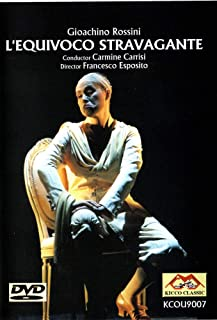 Rossini - L'Equivoco Stravagante / Moroni, Voznessenskaia, Miotto, Carrisi, Bologna Opera