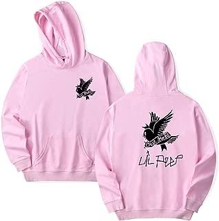 Lil Peep Hoodies Sudaderas Black White Sweatshirt Harajuku Cotton Unisex Cry Baby Lovely Pullover