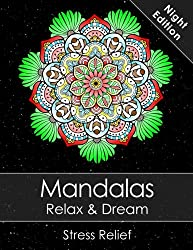 Mandala coloring book for adults - Relax & Dream