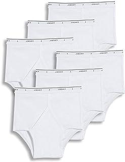 Men's Underwear Classic Full Rise Brief - 6 Pack