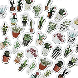 scrapbook plant stickers