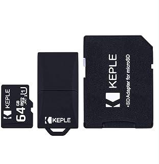 64GB microSD Memory Card Micro SD Compatible with Samsung Galaxy s10 s10+ s9+ S9 S8 S7 S6 S5 S4 S3, J9 J8 J7 J6 J5 J3 J2 J...