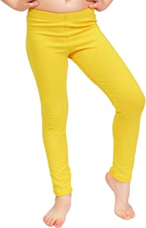259a40c003629 Girl's and Women's Premium Footless Leggings   Stretch Pants   Cotton,  Metallic   Child X