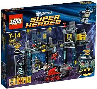 LEGO Super Heroes 6860 - La Baticueva