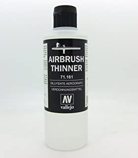Vallejo Airbrush Thinner 200ml Paint