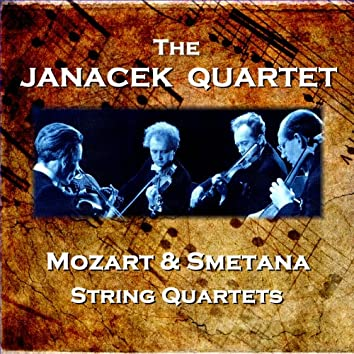 Mozart & Smetana - String Quartets