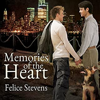 Memories of the Heart audiobook cover art