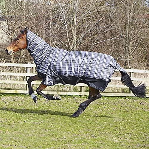 Elico Snowdon Heavyweight COMBO Turnout Rug 6' by Elico