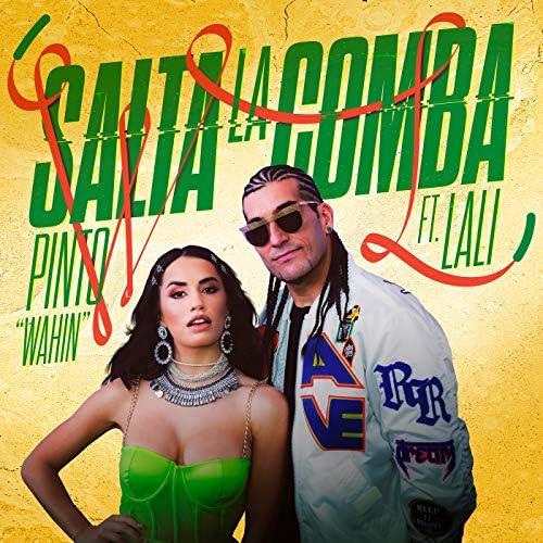 "Pinto ""Wahin"" feat. Lali"