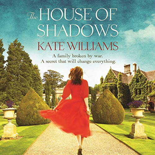 The House of Shadows audiobook cover art