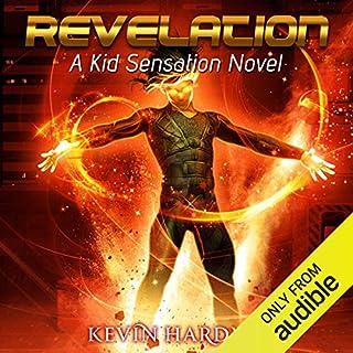 Revelation audiobook cover art