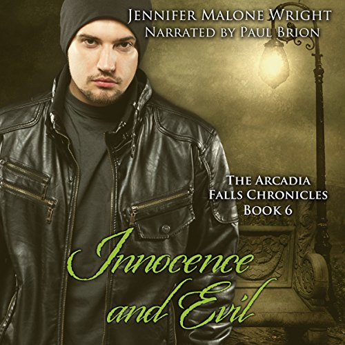 Innocence and Evil audiobook cover art