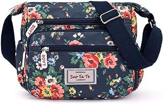 Crossbody Bag for Women Multifunctional Shoulder Handbags for Daily Use Travel Work