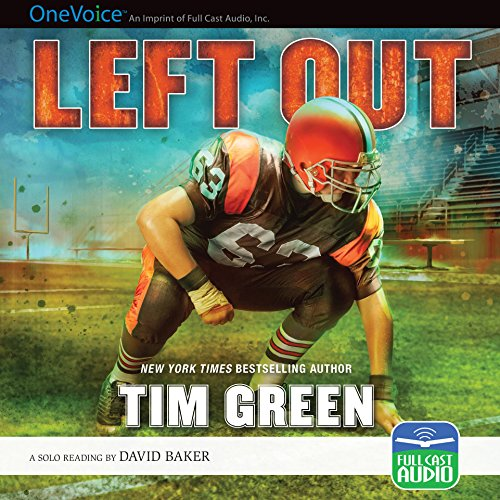 Left Out audiobook cover art