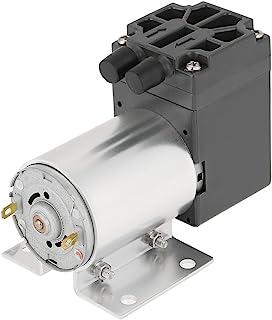 comprar comparacion Bomba de aspiración a presión negativa con bomba de vacío CC 12 V 5 L/min 120 kpa con soporte 500 mA (DC 12 V 5 L/min)