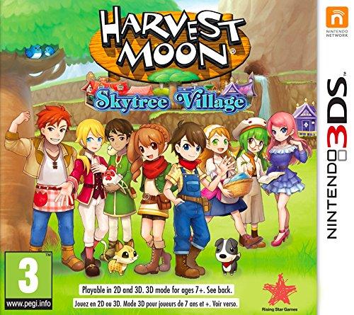 Harvest Moon: Skytree Village - Nintendo 3DS [Importación]