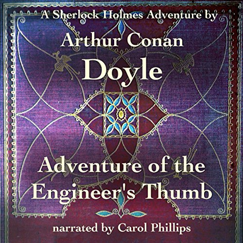 The Adventure of the Engineer's Thumb cover art