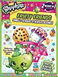 Shopkins Fruity Friends/Strawberry Kiss (Sticker and Activity Book) by little bee books (2015-10-06)