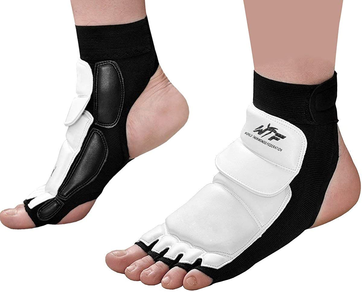 Taekwondo Foot Protector Gear Martial Ba Arts Boxing 2021 new Punch Fight Seattle Mall