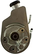 Power Steering Pump compatible with Chevrolet C/K Full Size Pickup 96-02 / GMC Yukon XL 2500 00-13 Includes Reservoir