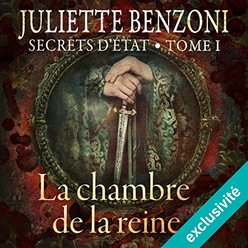 La chambre de la reine audiobook cover art