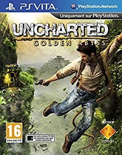 Uncharted : Golden Abyss (PS Vita) (B0054QI7JG) | Amazon price tracker / tracking, Amazon price history charts, Amazon price watches, Amazon price drop alerts