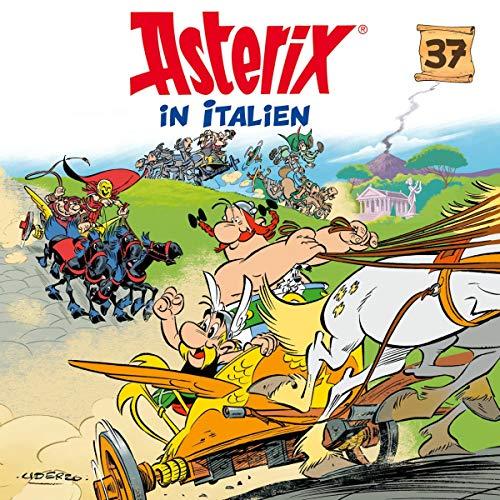 Asterix in Italien Titelbild