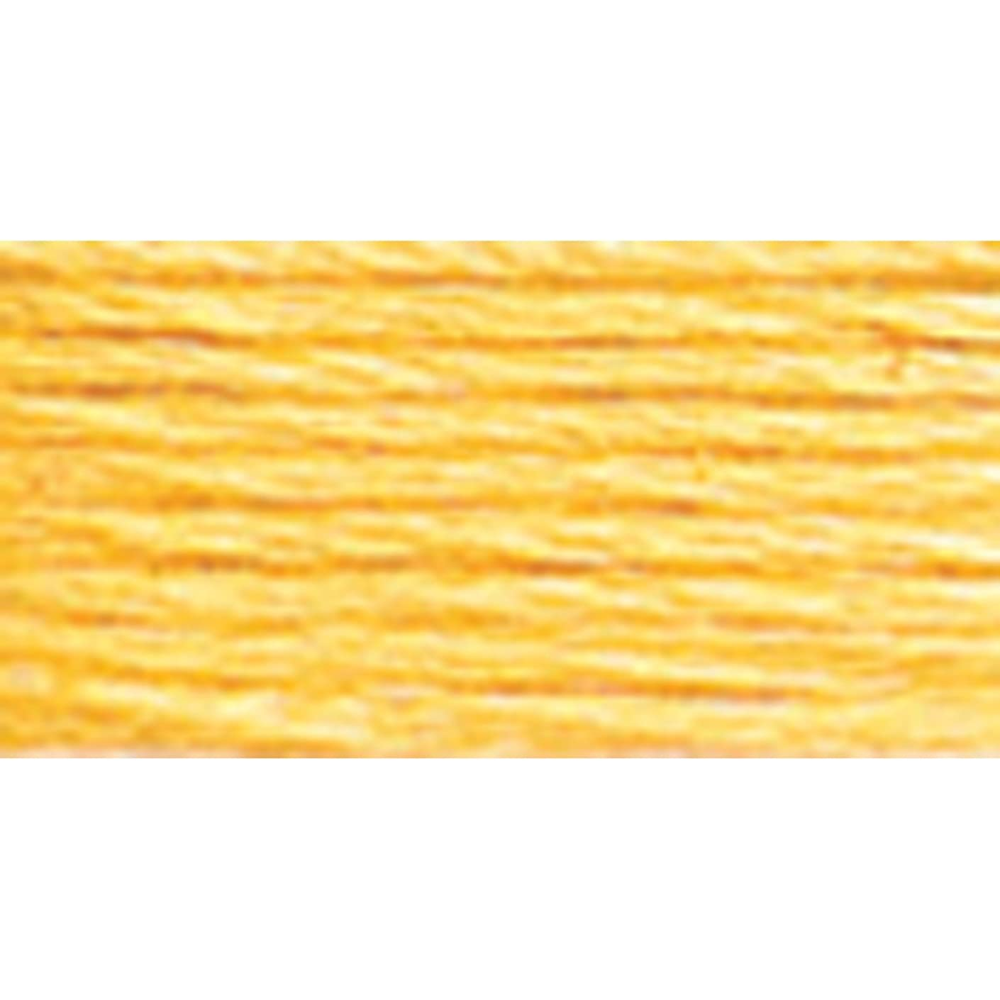 Dmc 6-Strand Embroidery Cotton 8.7yd-Pale Yellow