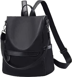 Women Travel Backpack Anti Theft Rucksack Nylon Waterproof Daypack Lightweight Shoulder Bags