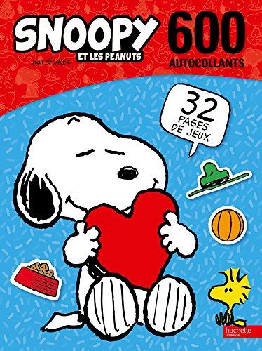 Snoopy - 600 Autocollants