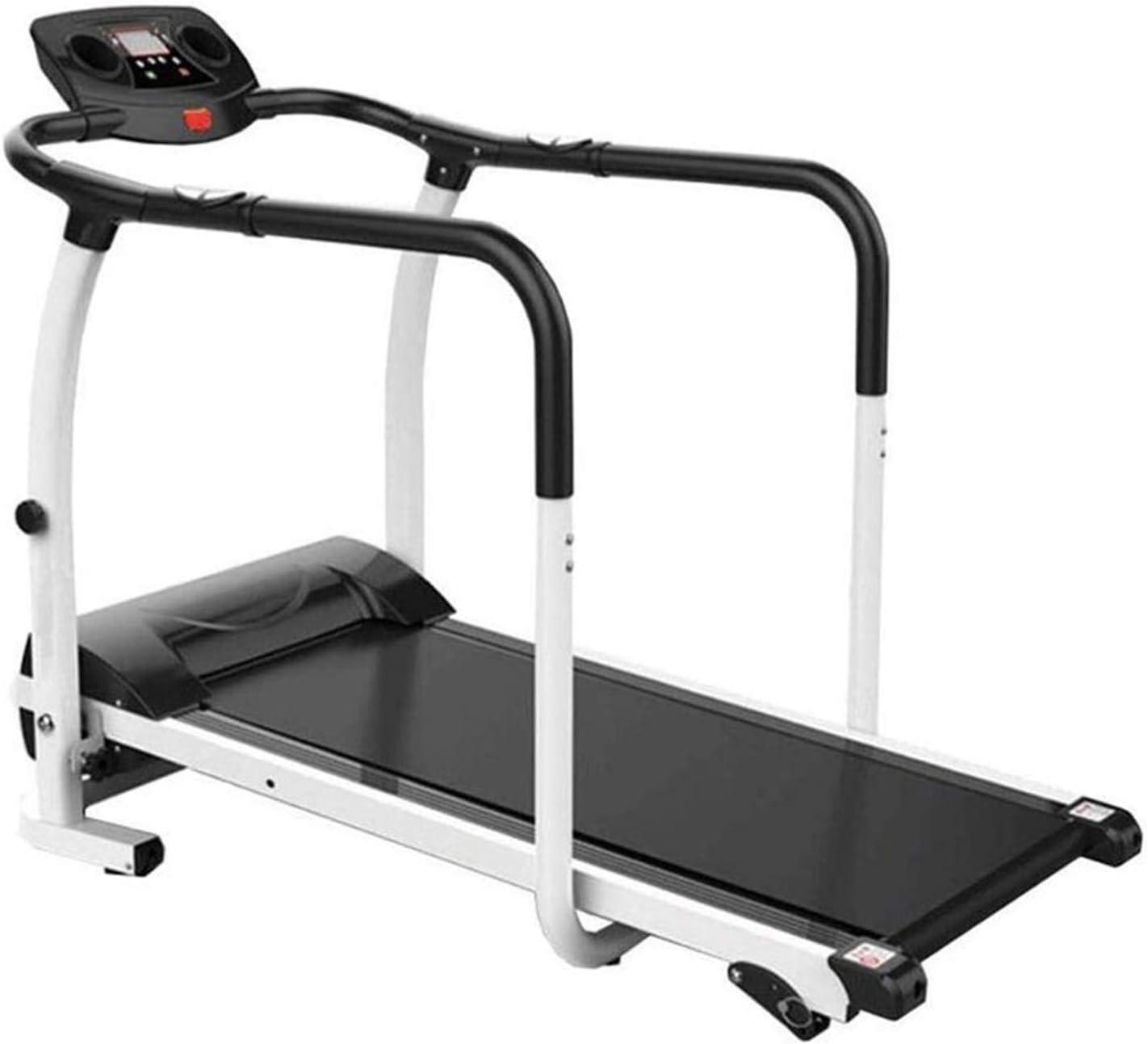 MGIZLJJ Folding Electric Motorized Jogging Max 40% OFF Running Brand new Treadmill Wal