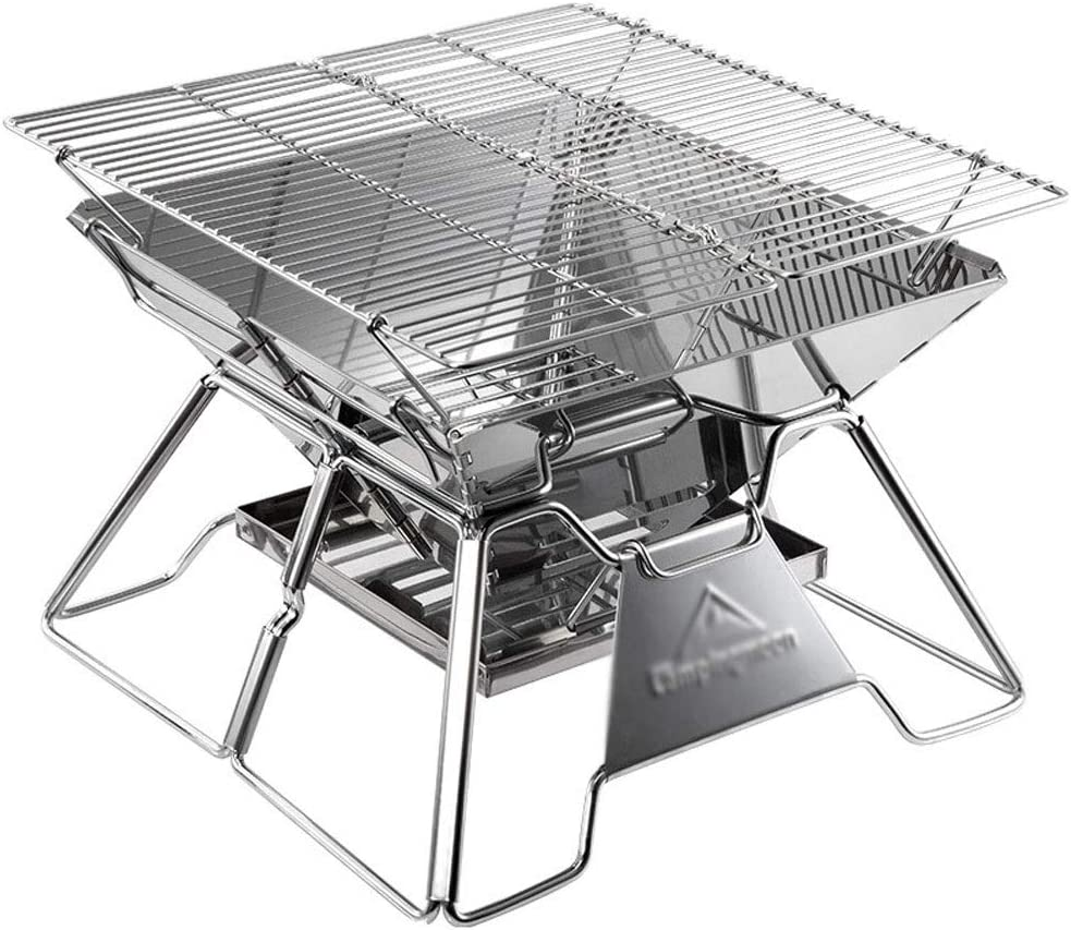 YITIANTIAN Fees free Barbecue Racks Popular product Portable Grill Stainless Home Folding
