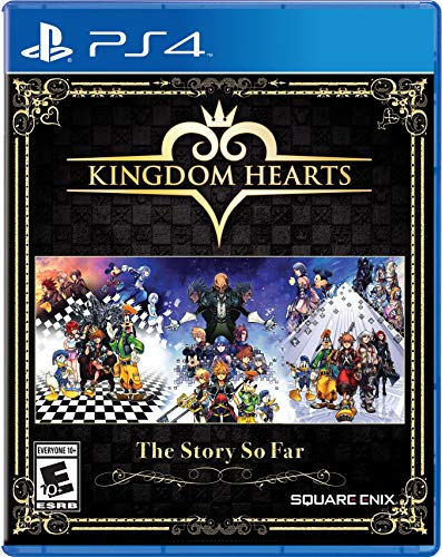 Square Enix - Kingdom Hearts: The Story So Far - PS4 (1 GAMES)