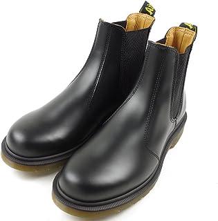 [ドクターマーチン] 11853001 サイドゴア チェルシーブーツ Dr.Martens 2976 CHELSEA BOOT BLACK SMOOTH マーチン ブラック サイドゴア ブーツ メンズ レディース [並行輸入品]