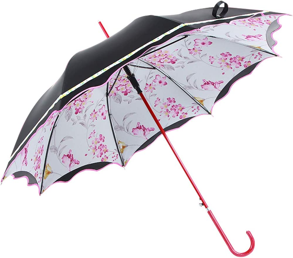 LWH Straight Handle Umbrella Free shipping on posting reviews Re Super Fashionable Ranking TOP5 Water