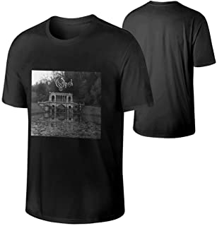 Men Opeth Morningrise Self-Cultivation Active T-Shirt