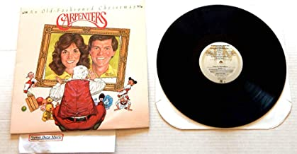 Carpenters An Old-Fashioned Christmas - A&M Records 1984 - 1 Used Vinyl LP Record - 1984 Pressing SP 3270 - O Holy Night - Nutcracker - Do You Hear What I Hear - Little Altar Boy