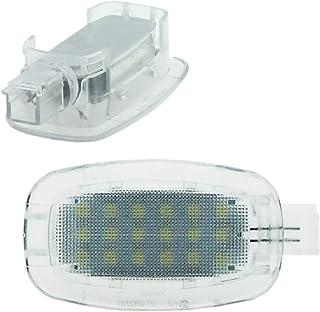 2x Do!LED TK16 LED SMD Innenbeleuchtung Fußraum Kofferraum Spiegel Handschuhfach Einstiegs/Türbeleuchtung Xenon Optik