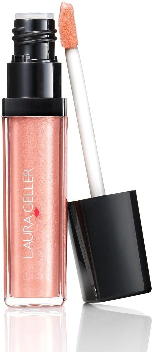 テニス禁輸合計ローラ?ゲラー Luscious Lips Liquid Lipstick - # Peach Buttercream 6ml/0.2oz並行輸入品