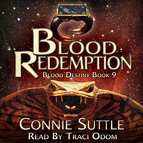 Blood Redemption Audiobook By Connie Suttle cover art