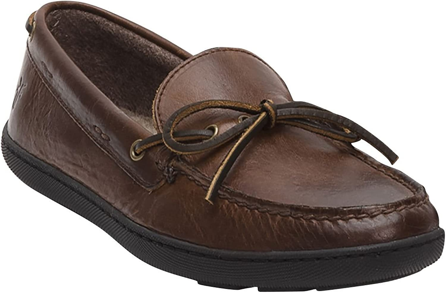 FRYE Men's Hugh Tie Moccasin Loafer