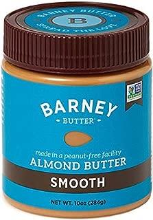 Barney Butter Almond Butter, Smooth, 10 Ounce